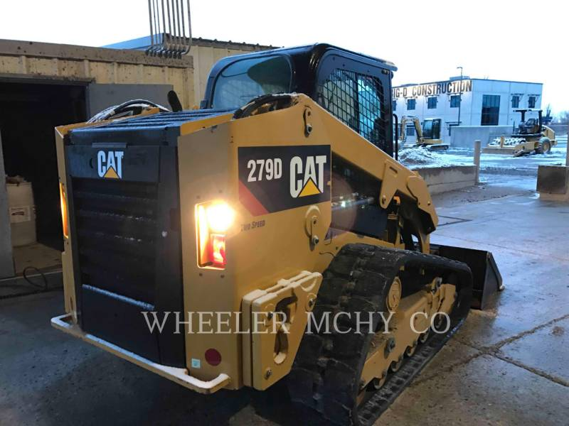 CATERPILLAR DELTALADER 279D C3-H2 equipment  photo 7