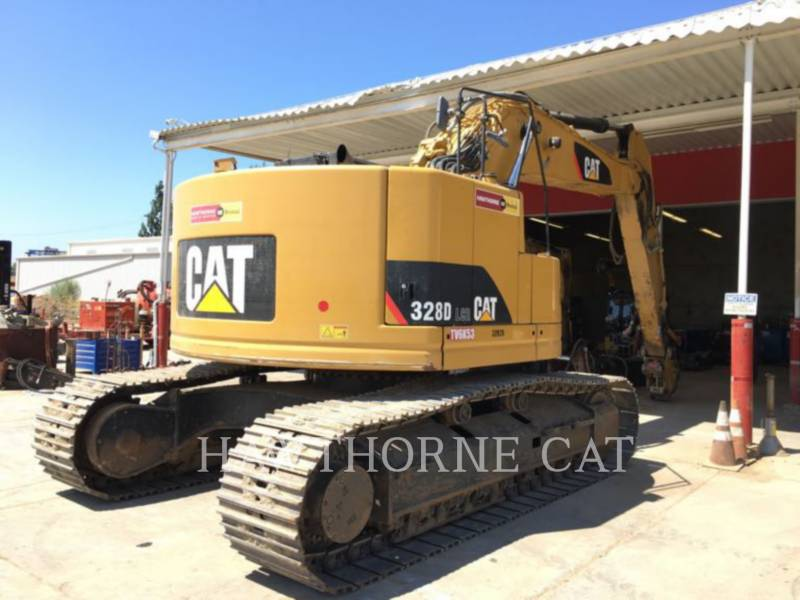 CATERPILLAR EXCAVADORAS DE CADENAS 328 equipment  photo 7