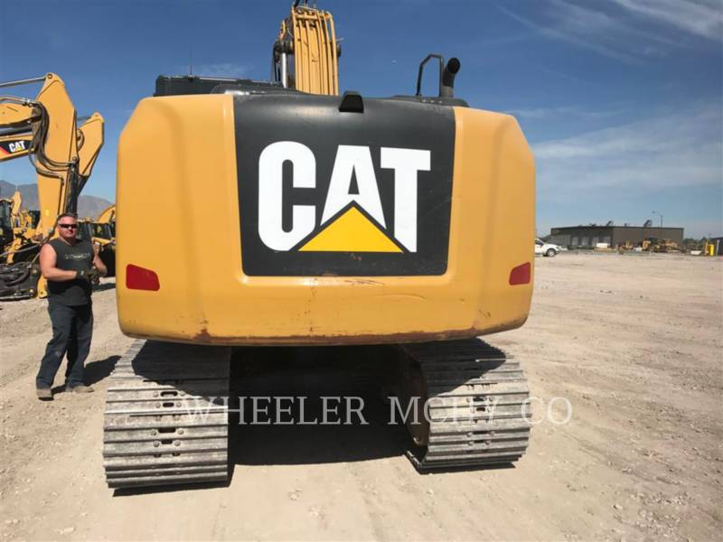 Caterpillar EXCAVATOARE PE ŞENILE 316E L THM equipment  photo 5