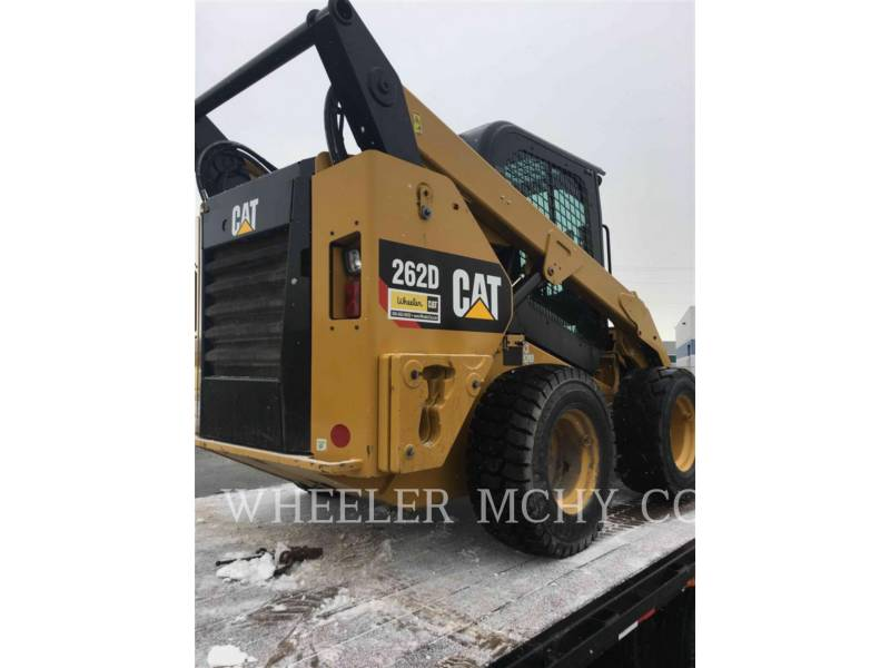 CATERPILLAR KOMPAKTLADER 262D C3-H2 equipment  photo 3