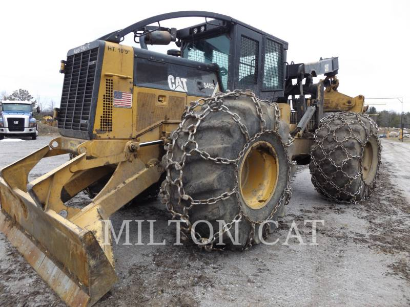 CATERPILLAR EXPLOITATION FORESTIÈRE - DÉBARDEURS 545C equipment  photo 4