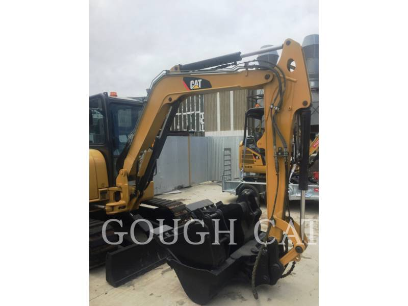 CATERPILLAR MINING SHOVEL / EXCAVATOR 305E CR equipment  photo 10