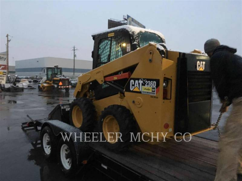 CATERPILLAR SKID STEER LOADERS 236D C3 2S equipment  photo 3