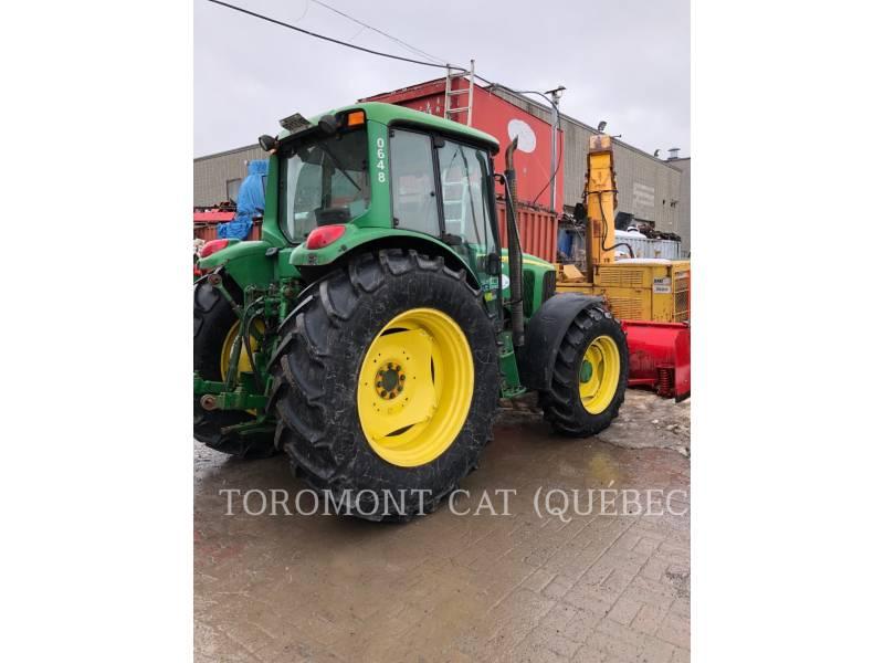 JOHN DEERE TRACTEURS AGRICOLES 6420 equipment  photo 2