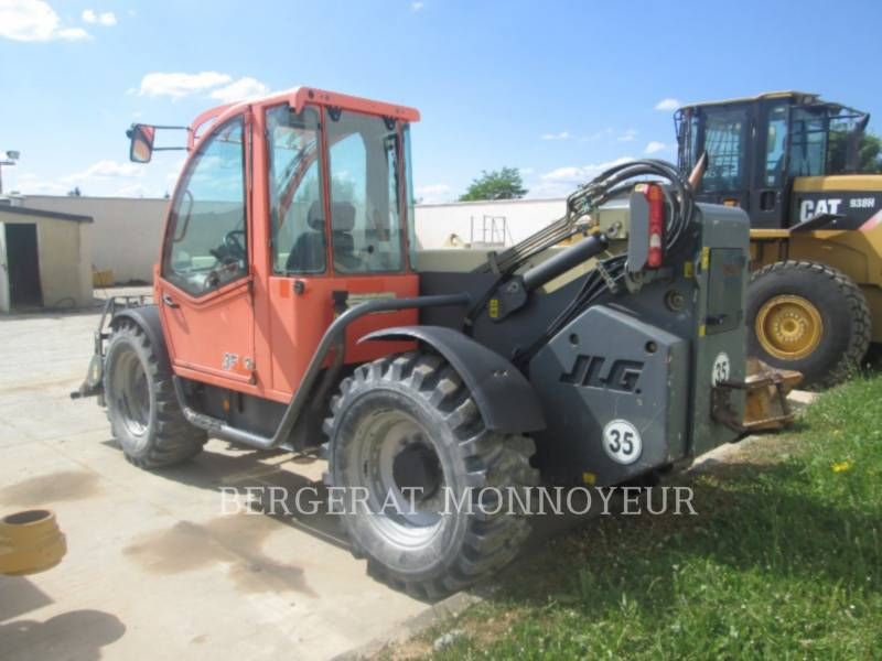 JLG INDUSTRIES (EUROPE) CHARGEUR À BRAS TÉLESCOPIQUE 3513 equipment  photo 3