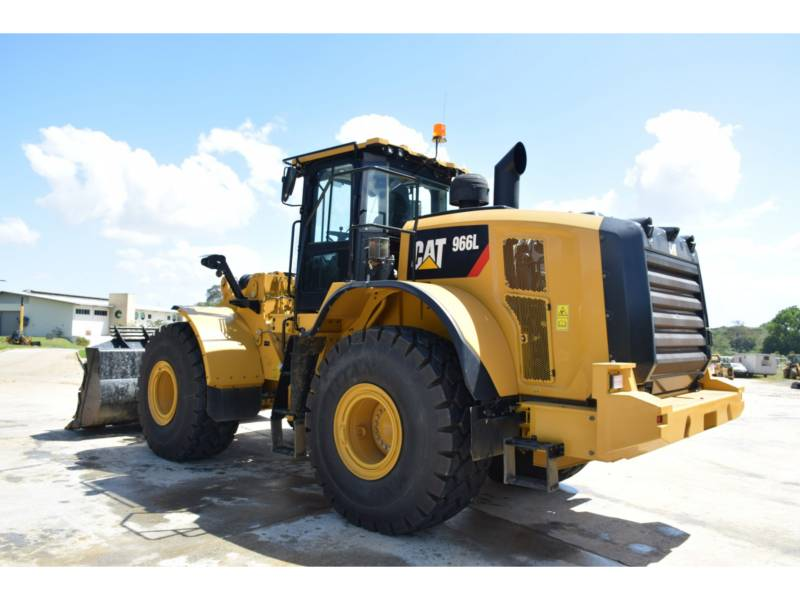CATERPILLAR WHEEL LOADERS/INTEGRATED TOOLCARRIERS 966L equipment  photo 2