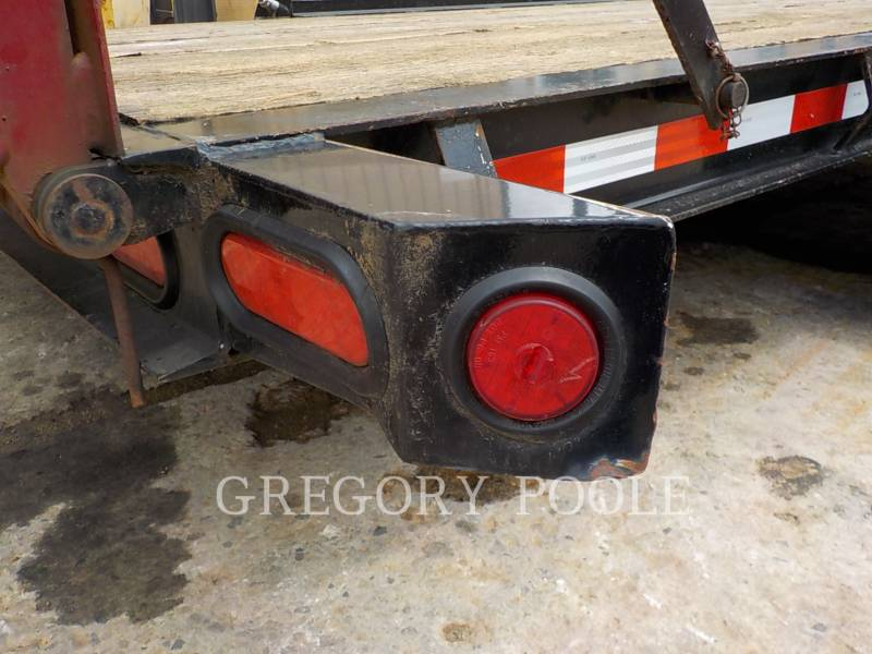 TOWMASTER TRAILERS TC-9D equipment  photo 22