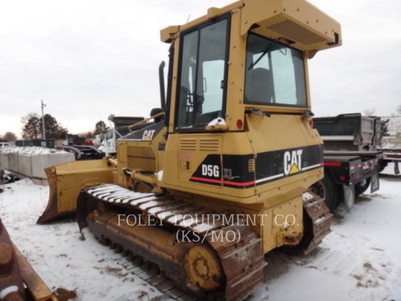 CATERPILLAR KETTENDOZER D5G equipment  photo 6