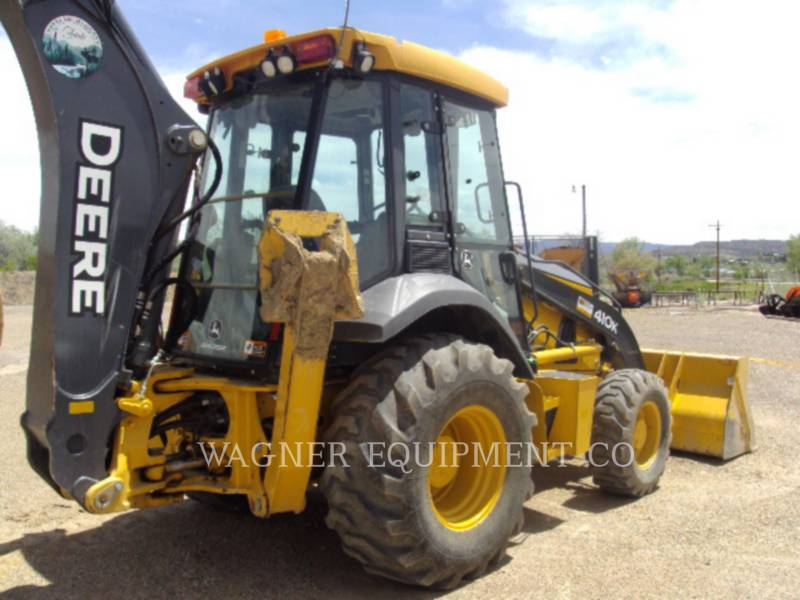 DEERE & CO. BACKHOE LOADERS 410K 4WDE equipment  photo 3