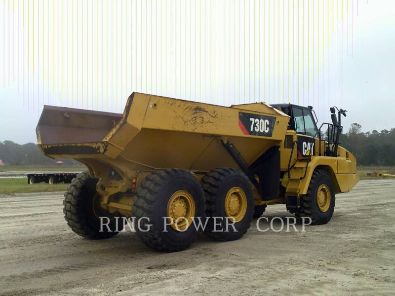 CATERPILLAR ARTICULATED TRUCKS 730C equipment  photo 4