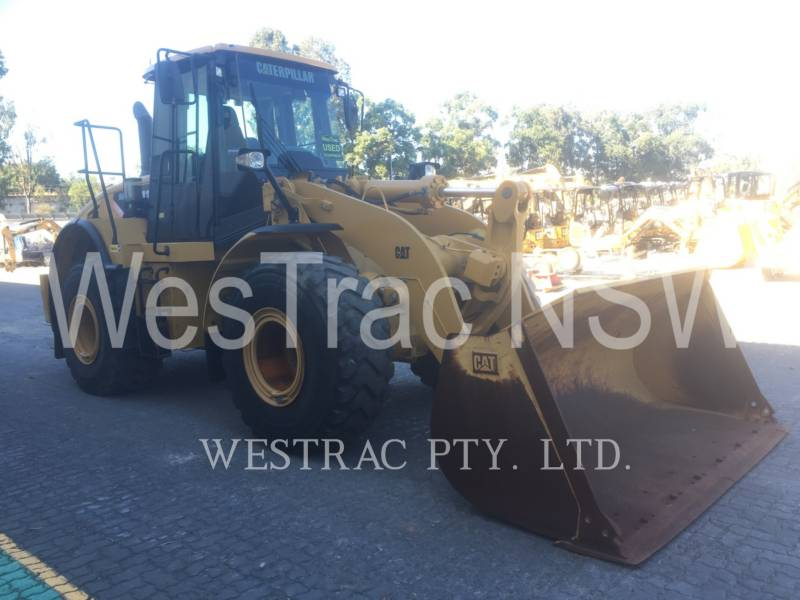 CATERPILLAR CARGADORES DE RUEDAS 962H equipment  photo 2