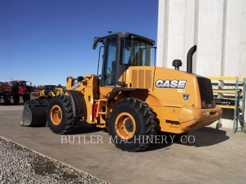 CASE/NEW HOLLAND WHEEL LOADERS/INTEGRATED TOOLCARRIERS 721F equipment  photo 3