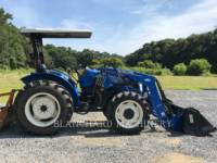 Equipment photo NEW HOLLAND LTD. WKMASTER60 TRACTOARE AGRICOLE 1