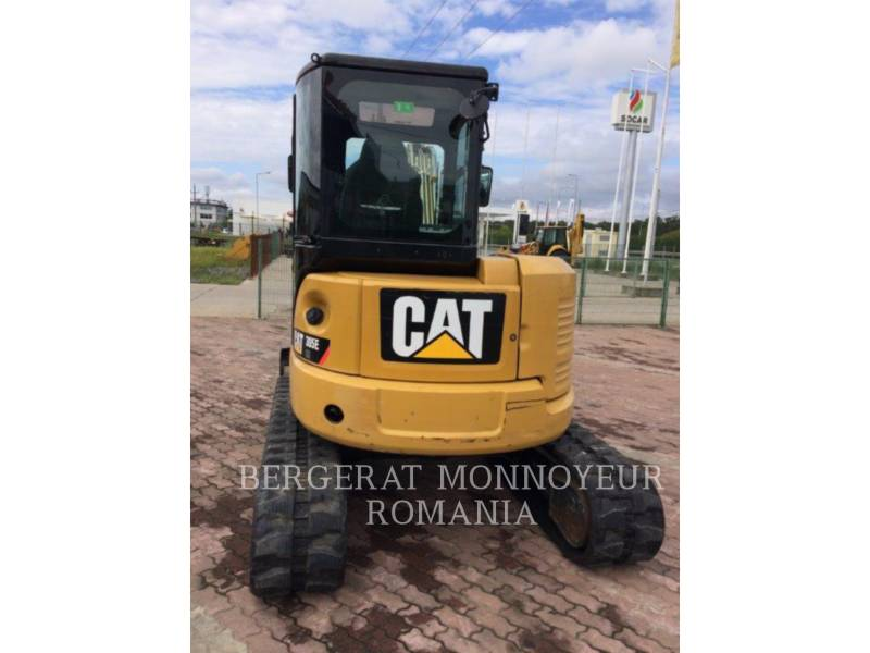 CATERPILLAR KOPARKI GĄSIENICOWE 305 E CR equipment  photo 3