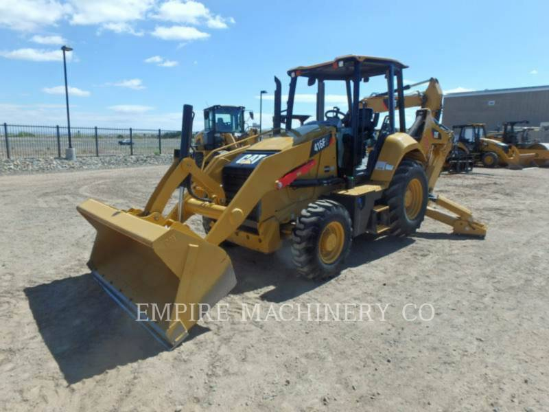 CATERPILLAR KOPARKO-ŁADOWARKI 416F2 4EO equipment  photo 4