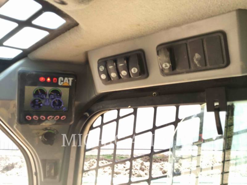 CATERPILLAR CARGADORES MULTITERRENO 289D A2Q equipment  photo 6