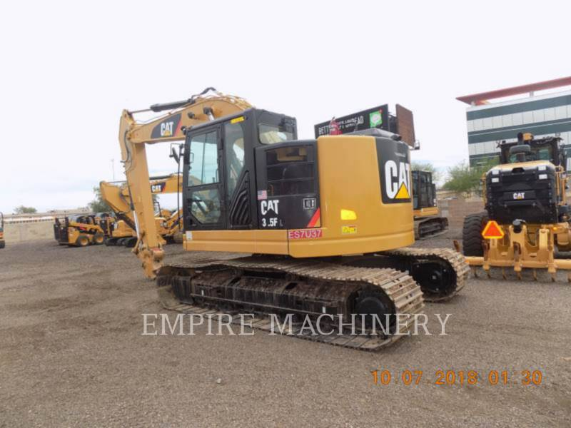 CATERPILLAR トラック油圧ショベル 325FLCR equipment  photo 3