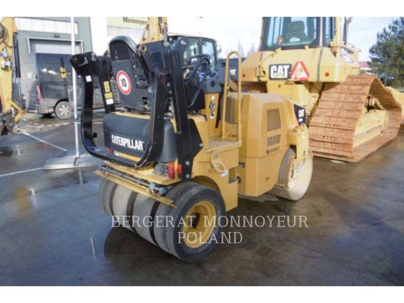 CATERPILLAR EINZELVIBRATIONSWALZE, ASPHALT CC24 equipment  photo 6