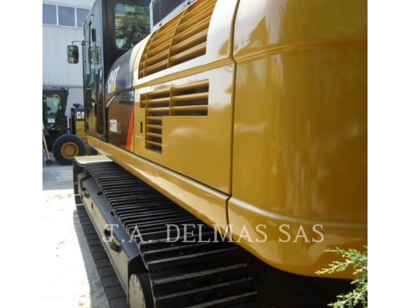 CATERPILLAR TRACK EXCAVATORS 336D2L equipment  photo 7
