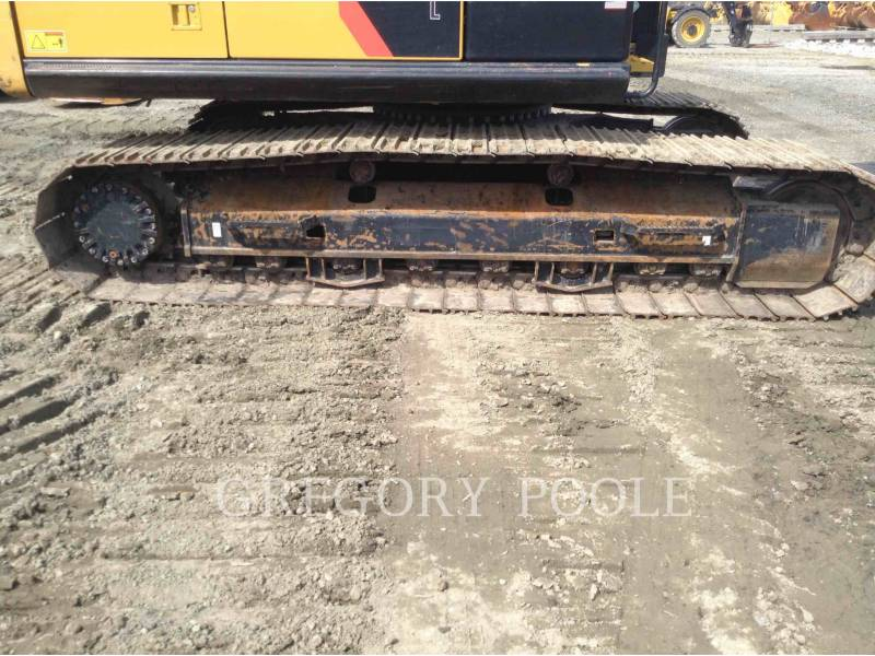 CATERPILLAR TRACK EXCAVATORS 320EL equipment  photo 21