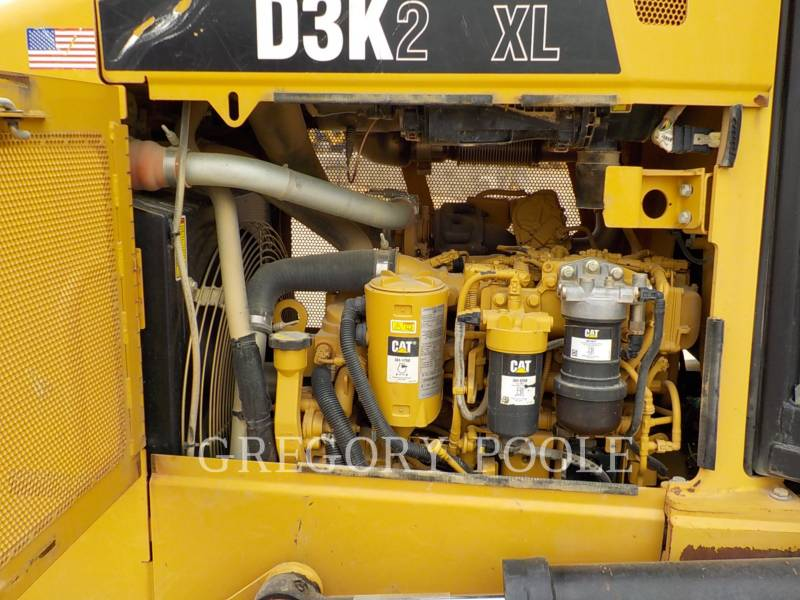 CATERPILLAR TRACK TYPE TRACTORS D3K2 XL equipment  photo 15