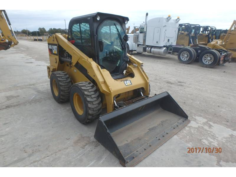 Caterpillar MINIÎNCĂRCĂTOARE RIGIDE MULTIFUNCŢIONALE 246D equipment  photo 1