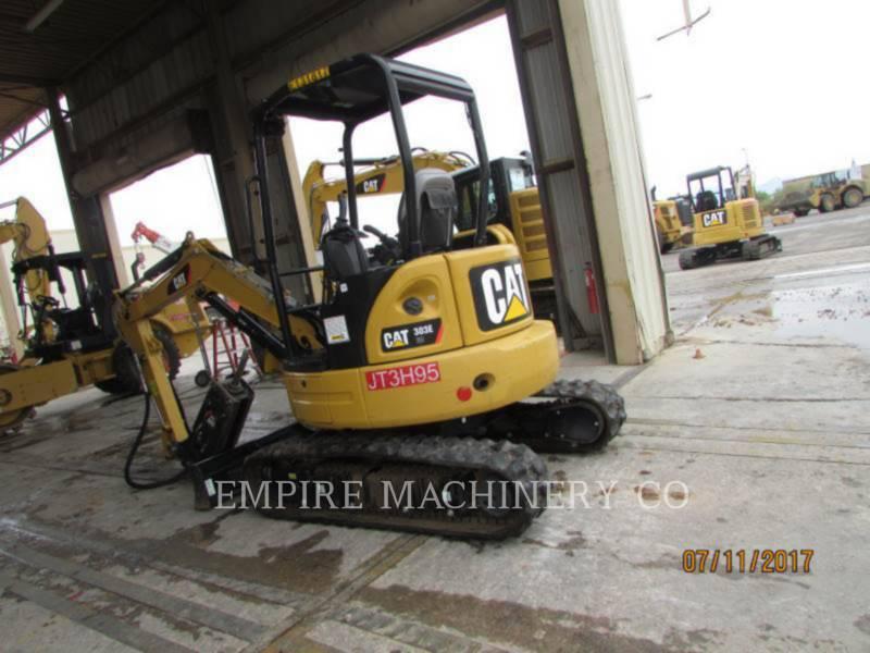 CATERPILLAR TRACK EXCAVATORS 303E OR equipment  photo 2