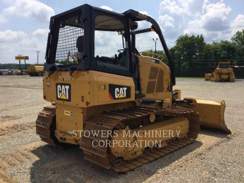 CATERPILLAR TRACTEURS SUR CHAINES D3K2 LGP equipment  photo 3