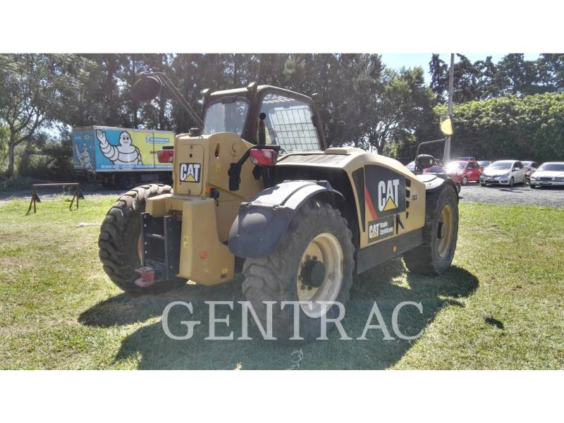 CATERPILLAR TELEHANDLER TH406 equipment  photo 8