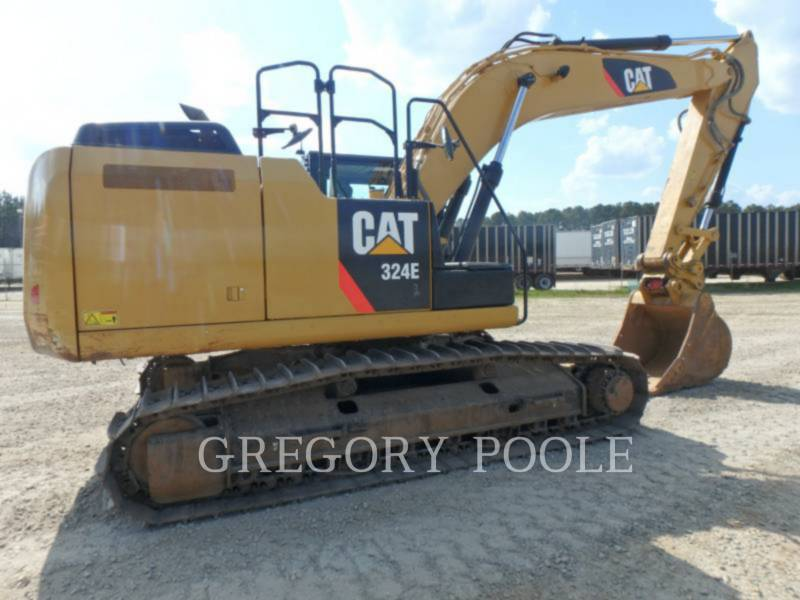 CATERPILLAR EXCAVADORAS DE CADENAS 324E L equipment  photo 4