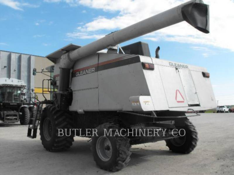 GLEANER COMBINADOS R62 equipment  photo 18