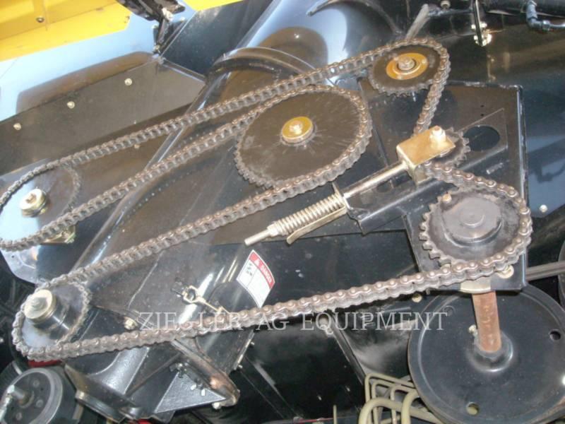 NEW HOLLAND LTD. COMBINES CR9060 equipment  photo 15