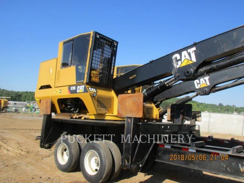 CATERPILLAR KNUCKLEBOOM LOADER 579C equipment  photo 5