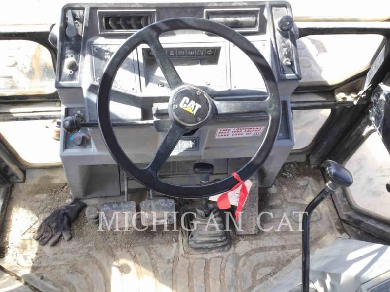 CATERPILLAR BACKHOE LOADERS 416B C equipment  photo 6