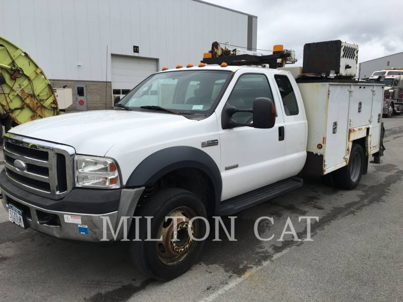 FORD ON HIGHWAY TRUCKS F550 equipment  photo 1