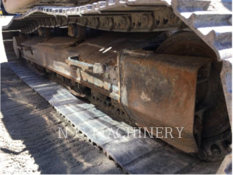 CATERPILLAR KETTEN-HYDRAULIKBAGGER 323FL equipment  photo 9