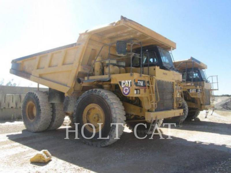 CATERPILLAR WOZIDŁA TECHNOLOGICZNE 775E equipment  photo 1