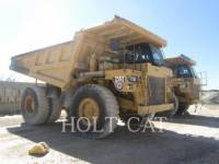 Caterpillar CAMIOANE PENTRU TEREN DIFICIL 775E equipment  photo 1