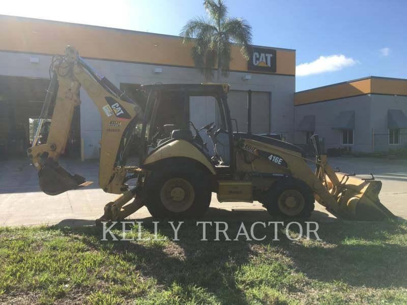 CATERPILLAR RETROEXCAVADORAS CARGADORAS 416EST equipment  photo 6