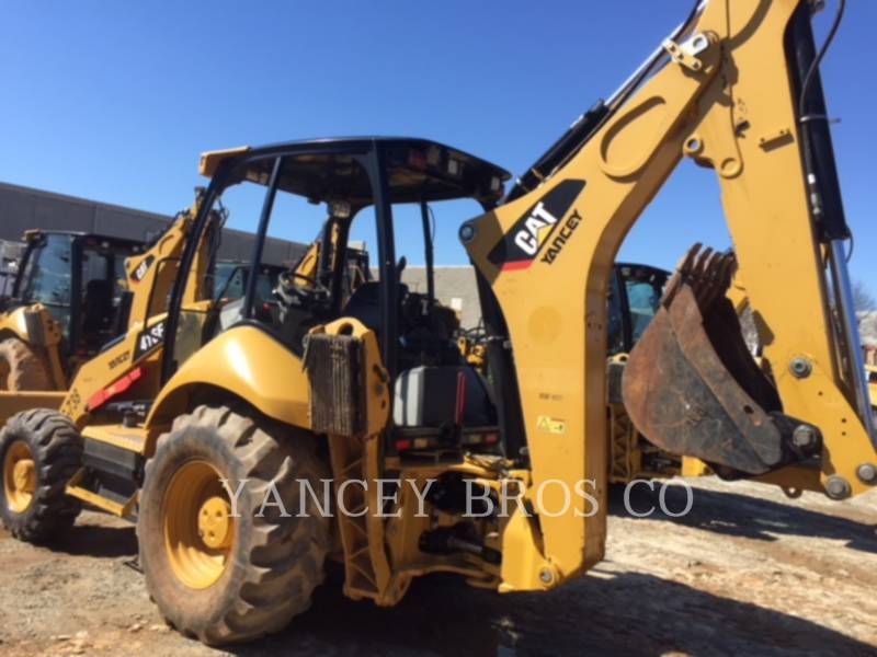 CATERPILLAR CHARGEUSES-PELLETEUSES 416F 4X4 equipment  photo 3