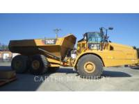 CATERPILLAR ARTICULATED TRUCKS 745C equipment  photo 5