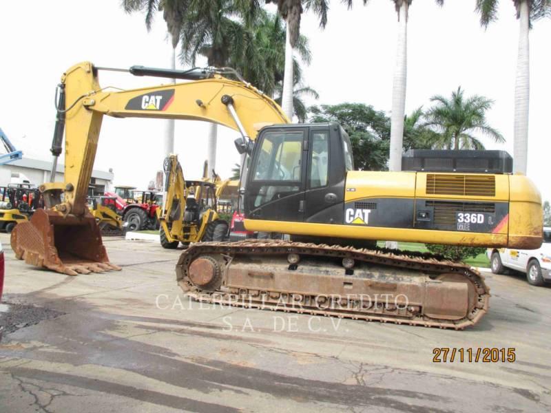 CATERPILLAR EXCAVADORAS DE CADENAS 336DL equipment  photo 19