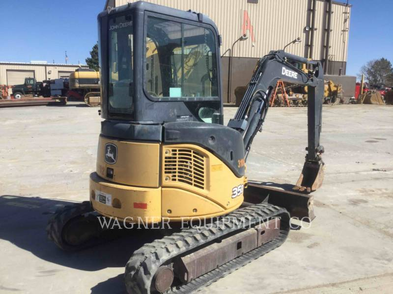 JOHN DEERE KETTEN-HYDRAULIKBAGGER 35D equipment  photo 3