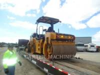 CATERPILLAR TANDEMVIBRATIONSWALZE, ASPHALT CB46B equipment  photo 2