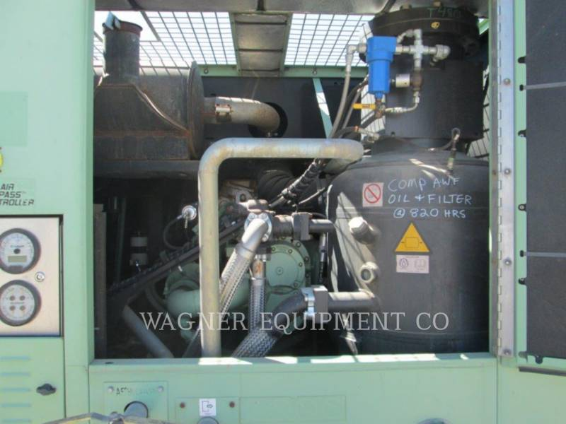 SULLAIR AIR COMPRESSOR (OBS) 900XHH/1150XHA equipment  photo 8