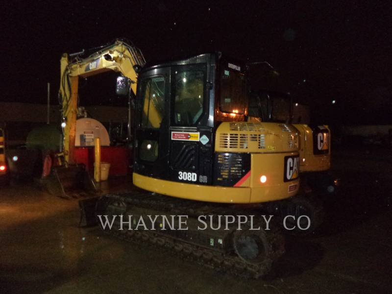 CATERPILLAR EXCAVADORAS DE CADENAS 308DCRSB equipment  photo 1
