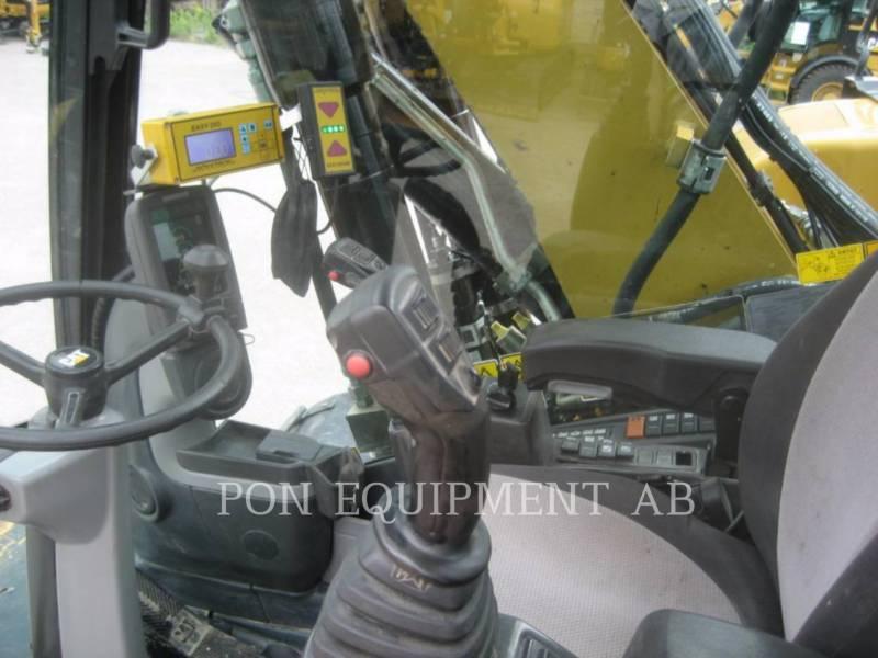 CATERPILLAR ESCAVADEIRAS DE RODAS M 313 D equipment  photo 8