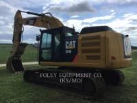 CATERPILLAR 履带式挖掘机 324EL equipment  photo 8