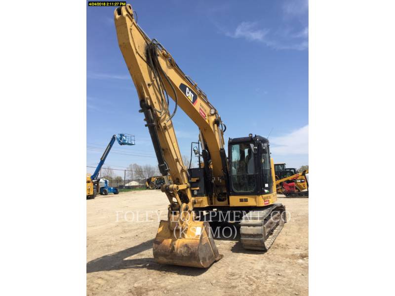 CATERPILLAR トラック油圧ショベル 314ELCR9 equipment  photo 1