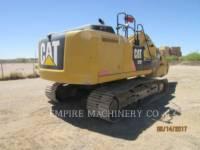 CATERPILLAR PELLES SUR CHAINES 329EL equipment  photo 2